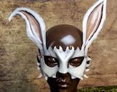 March Hare - White