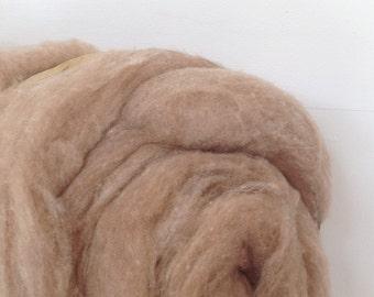 Camel Down Fleece Fiber & Camel Down with Wool Fiber
