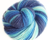 Pacific - organic merino wool  - single thread shawl yarn 106gr 474m