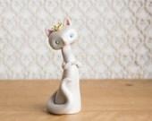 White Cat Princess by Bonjour Poupette