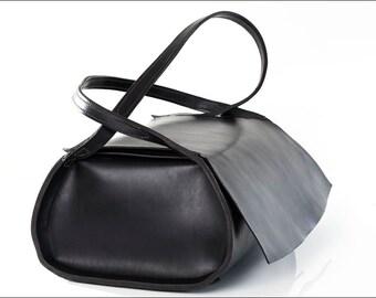 Aviator Bag // Cabin Luggage // Leather duffel