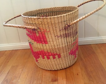 large southwestern basket