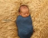 "Camel Mongolian Faux Fur Fabric 20""x20"" Newborn Photo Prop, Faux Fur Prop, Basket Blanket, Basket Filler, Fur Throws, Fake Fur Fabric"