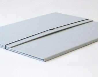 Portfolio Folder -  Report Folder in Light Gray