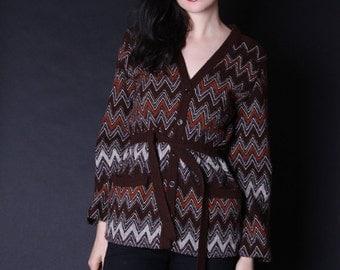 70% Off FINAL SALE - 1970s Sweater - Vintage 70s Cardigan - 1970s Cardigans -  Vintage St. Michael 2726