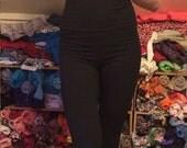 Two Pair Black leggings RESERVED for Sarah