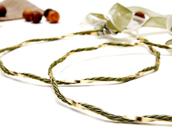 STEFANA Wedding Crowns - Orthodox Stefana - Bridal Crowns OLIA - One Pair