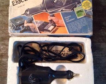Vintage Dremel Electric Engraver Model 290