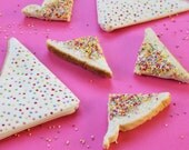Fairy Bread Purse - Handmade by Alice
