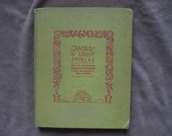 1927 Candlelight Stories For Children, Lois Lenski