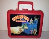 Vintage Monster In My Pocket Lunchbox