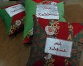 Mele Kalikimaka Pillows