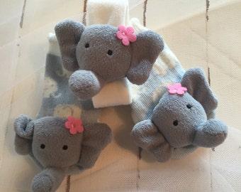 Rattles … Elephant