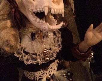 Kindertodt Oddity Dolls: Diana von Diasphora