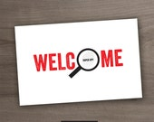 SUPER SPY SIGN // 17x11 // Welcome Banner // Digital Printable File