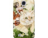 Cat Fairy Samsung Art Case