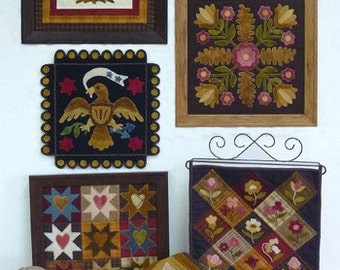 Quilt Squares #8 - Pattern by Lori Smith