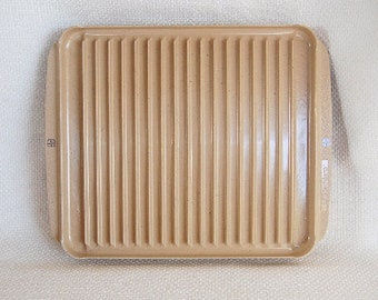 Vintage Littonware Bacon Rack 39437 for Microwave and Conventional Oven 12.75 X 10.25 inches