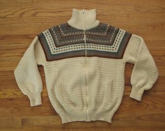vintage Christian Dior sweater jacket