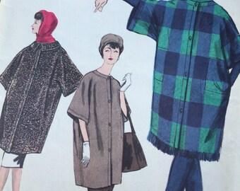 Vogue 9560 Easy Coat Pattern