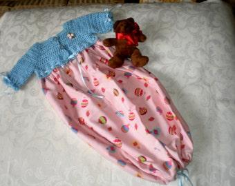 Newborn Baby Holiday Sleeper
