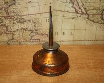 Vintage Oil Can - item #1408