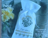 Parsley - Happiness & Joy - Herbal Sachet Kit - A Victoria Sampler - Kit HS #03