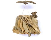 Up Cycled DRIFTWOOD CHIME/ Clacker