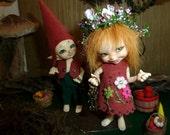 Realpuki Spring Flower dress and
