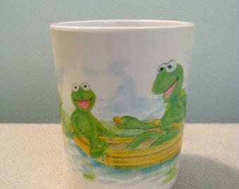 Vintage Eden Kermit The Frog Cup