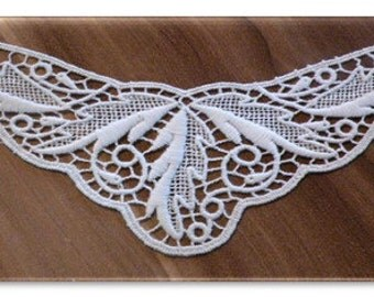 Lace Insert-65mm-Natural Undyed