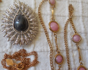 11 pc SARAH COVENTRY SignedJewelry Vintage Lot
