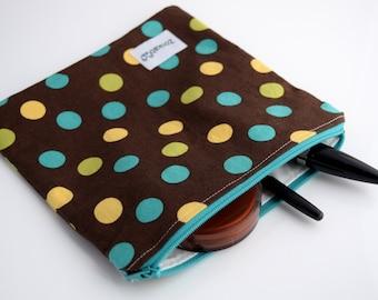 Reusable Sandwich Bag, Eco Friendly Bag, Handmade, Ready to Ship