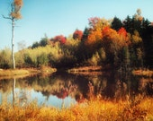 MAINE AUTUMN Photography, DENMARK, New England, fall, foliage, seasonal, landscape, scenic, nature,