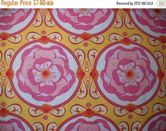 Liquidation SALE Chainflower Blush-Fabric-Karens Fabric Collection