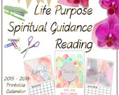 Psychic Reading -- Tarot Card Reading -- Spiritual Guidance -- Instant Download