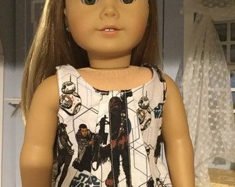 Totally Awesome Star Wars Tank for American Girl dolls