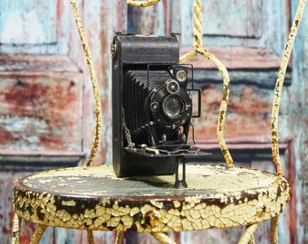 Folding Bellows Camera ~ Voigtlander