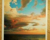 Florida Sunset Photo Print
