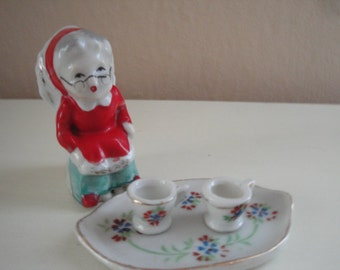 Tea for Mr. and Mrs. Claus