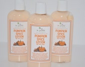 Pumpkin Spice Hand and Body lotion