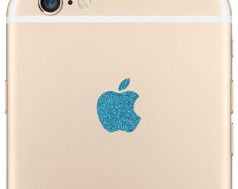 Sparkling Turquoise 6 Plus Logo Decal