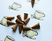 Tea Scented Cone Incense - Incense Cones - Aromatherapy - Aroma - Essense - Home Decor - Gift for Adults