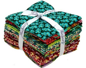 ETERNAL SUNSHINE  by Amy Butler - Fat Quarter Bundle - Free Spirit Fabric - 16 pcs