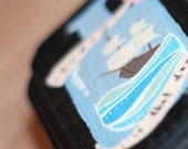 Today is that day - hand painted nautical plaque