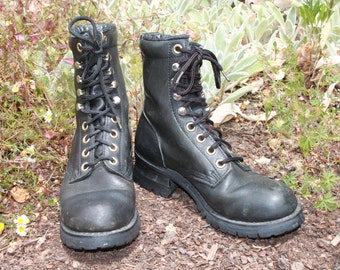 90 Grunge  The Gorilla Shoe Hiking Boots Womens Size 5 1/2 D Mens size 4