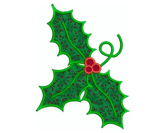 CHRISTMAS 10 - Machine Applique Embroidery - Instant Digital Download