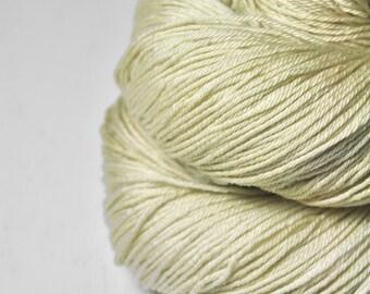 Molded kefir OOAK - Merino/Silk Fingering Yarn Superwash