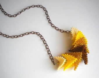 Solar Flare Necklace