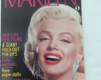Marilyn Monroe collectable book